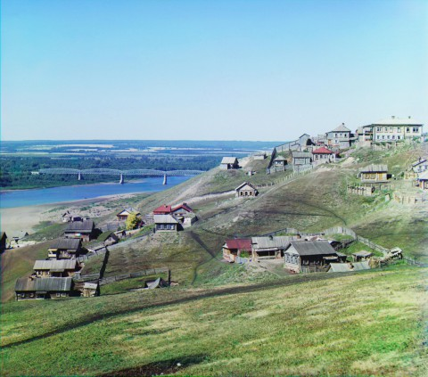 Уфа в начале XX века. Фото Прокудина-Горского