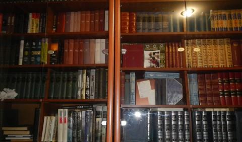 Немножко книг :)
