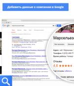 Google Организации уфа